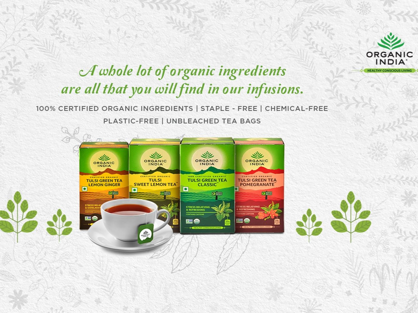 Organic India Featured Image